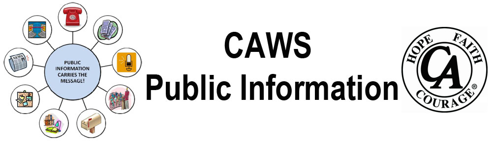 CA Public Information Members Area
